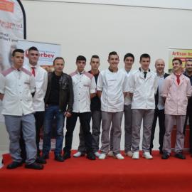 Concours régional MAF, section Boucherie