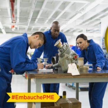 Nouvelle mesure embauche PME