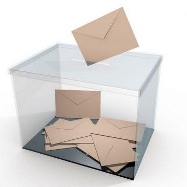 Avis de consultation des listes electorales