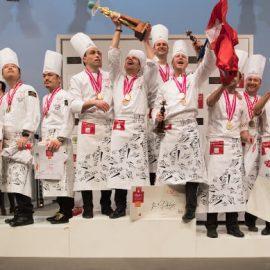 La France remporte la 15ème édition de la coupe du monde de pâtisserie