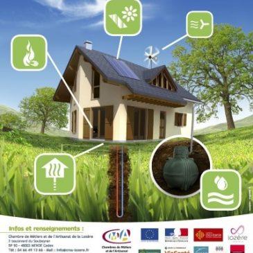 Lauréats du 4ème Concours Maisons saines et énergies