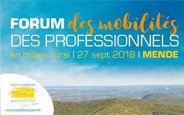Forum des mobilités des professionnels en milieu rural