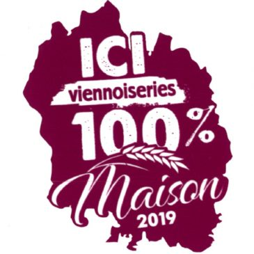 Label 100 % viennoiseries maison – 2019