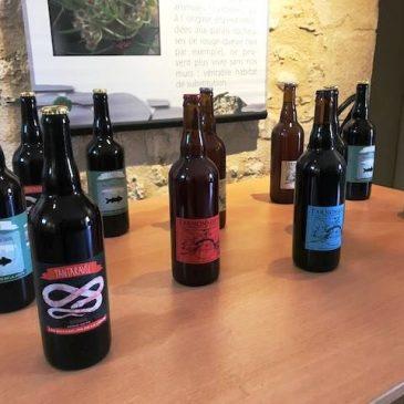 Des nouvelles fraîches de la bière artisanale de Lozère