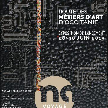 La Route des Métiers d'Art d'Occitanie
