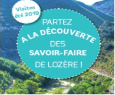 Cet été, partez à la découverte des savoirs faire de Lozère !
