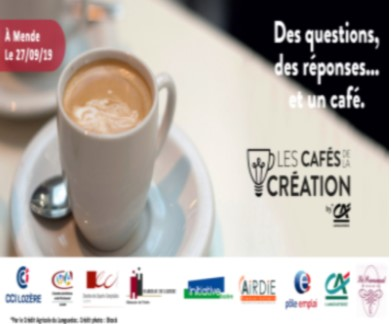 Cafés de la création en Lozère