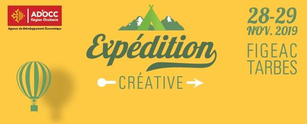 L'Expédition Créative !