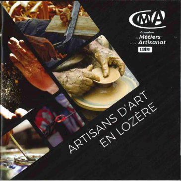 Un Annuaire pour les Artisans d'Art lozériens