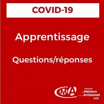 COVID-19 Apprentissage questions/réponses
