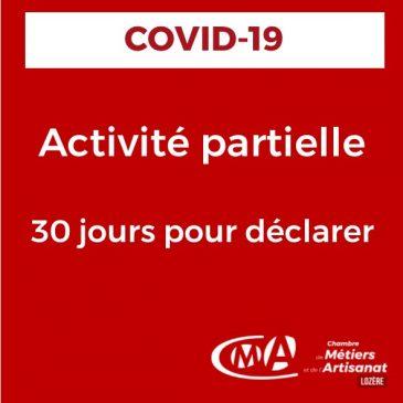 COVID-19 Activité partielle