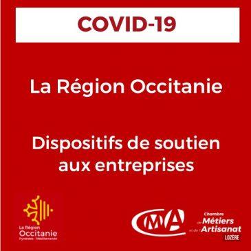 COVID19_Plan Régional d'urgence sanitaire, économique et solidaire