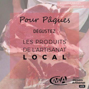 COVID-19_Boeufs de Pâques_Agneau : une campagne de promotion régionale