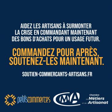 plateforme solidaire Soutien-commercants-artisans.fr