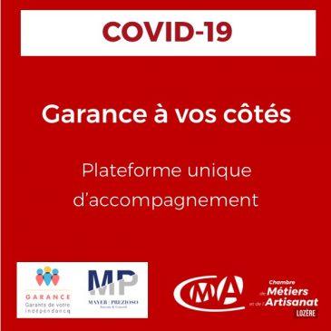 COVID19_Garance à vos côtés