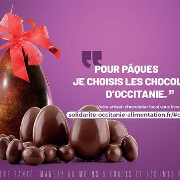 COVID-19_Chocolats de Pâques : une campagne de promotion régionale