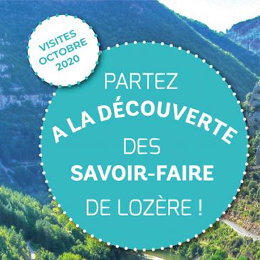 Entreprises, inscrivez-vous à la semaine du savoir-faire en Lozère – Octobre 2020