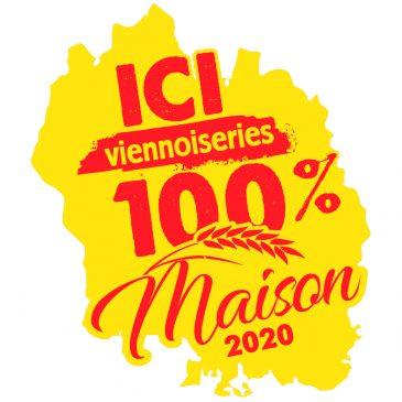 Label 100 % viennoiseries maison – 2020