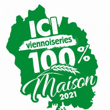 Label 100 % viennoiseries maison – 2021