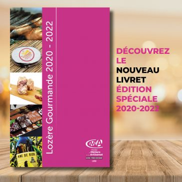 LOZÈRE GOURMANDE – LIVRET ÉDITION SPÉCIALE 2020-2022