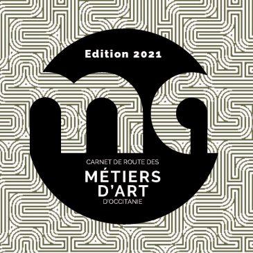 GUIDE ROUTE DES METIERS D'ART OCCITANIE – EDITION 2021